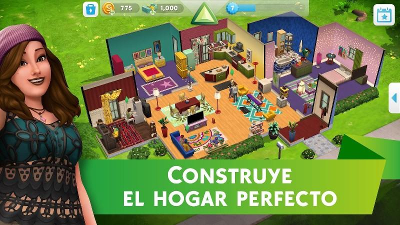 The Sims™ Mobile APK MOD imagen 2