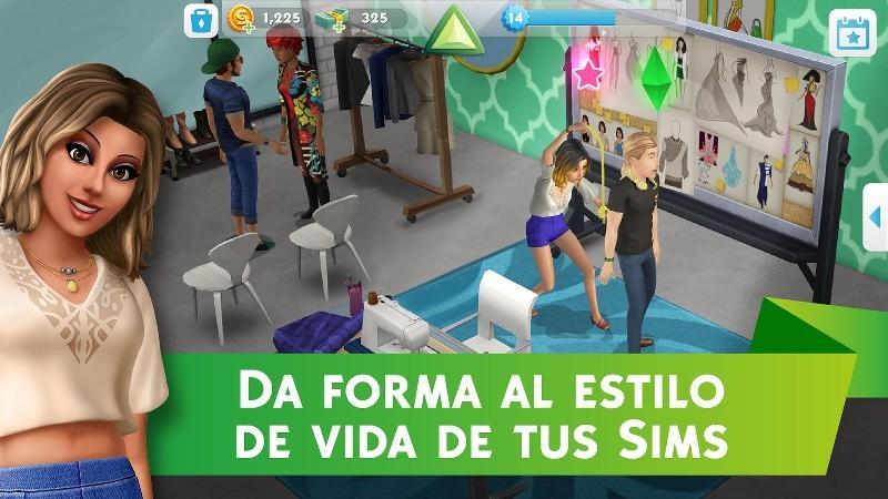 The Sims™ Mobile APK MOD imagen 3