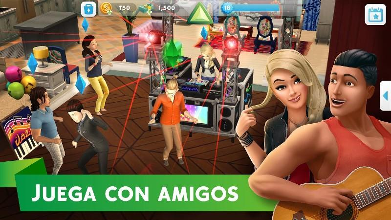 The Sims™ Mobile APK MOD imagen 4
