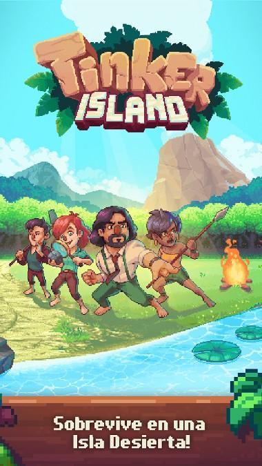 Tinker Island APK MOD imagen 1