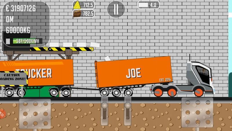 Trucker Joe APK MOD imagen 1