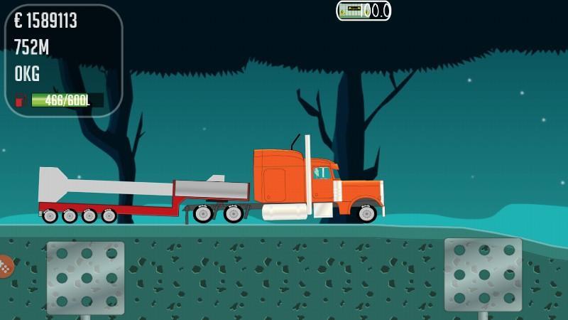 Trucker Joe APK MOD imagen 2
