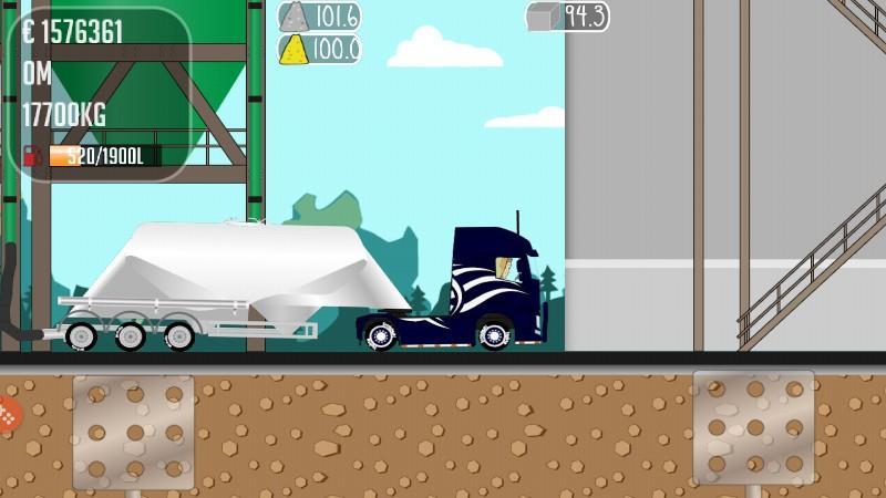 Trucker Joe APK MOD imagen 3