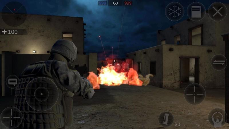 Zombie Combat Simulator APK MOD imagen 4