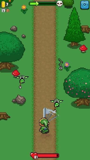 Dash Quest APK MOD imagen 2