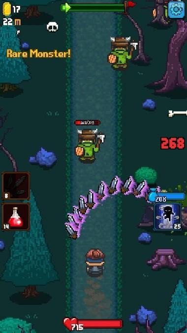 Dash Quest APK MOD imagen 3