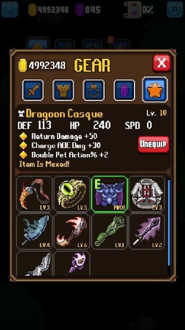 Dash Quest APK MOD imagen 4