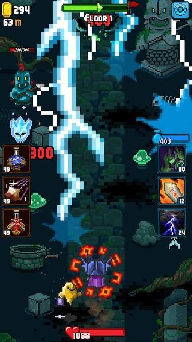 Dash Quest APK MOD imagen 5