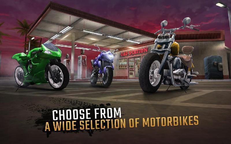 Moto Rider GO Highway Traffic APK MOD imagen 3