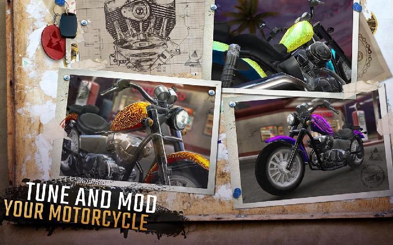 Moto Rider GO Highway Traffic APK MOD imagen 4
