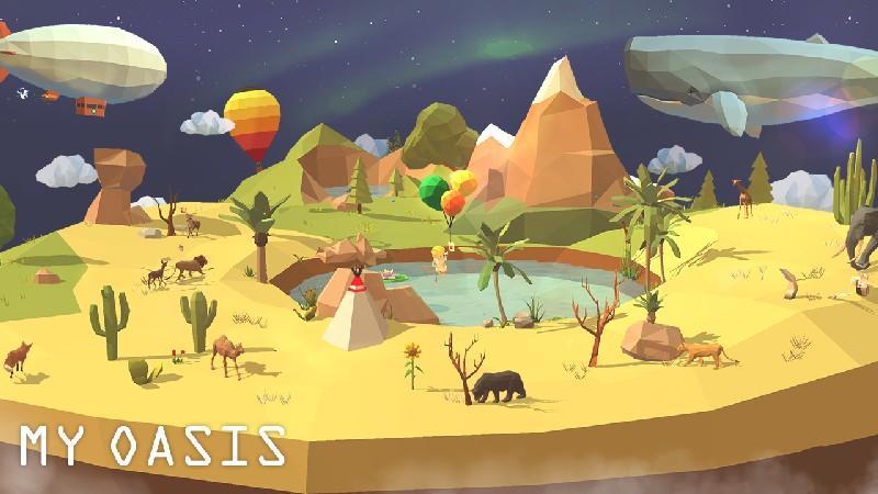 My Oasis - Relaxing Sanctuary APK MOD imagen 1