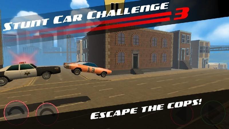 Stunt Car Challenge 3 APK MOD imagen 2