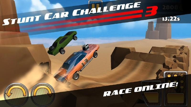 Stunt Car Challenge 3 APK MOD imagen 3