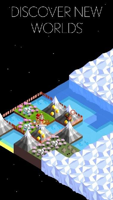 The Battle of Polytopia APK MOD imagen 1