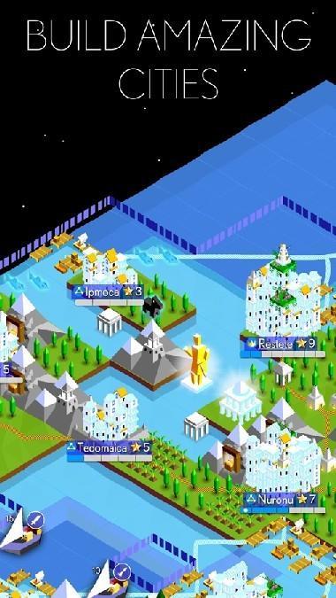 The Battle of Polytopia APK MOD imagen 2