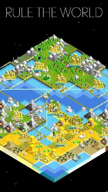 The Battle of Polytopia APK MOD imagen 4