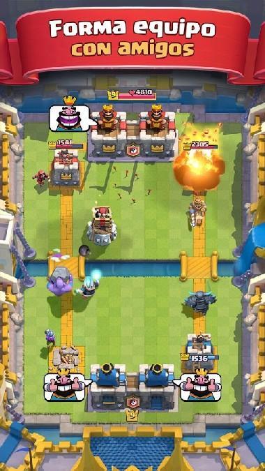 Clash Royale APK MOD imagen 1