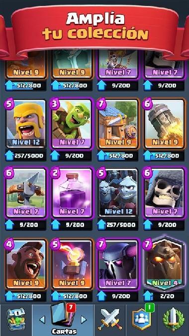 Clash Royale APK MOD imagen 4