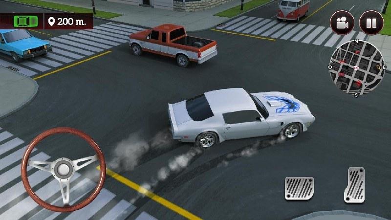 Drive for Speed Simulator APK MOD imagen 1