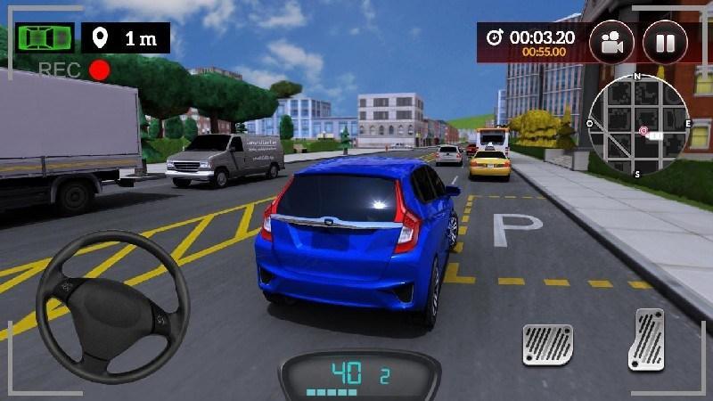 Drive for Speed Simulator APK MOD imagen 4