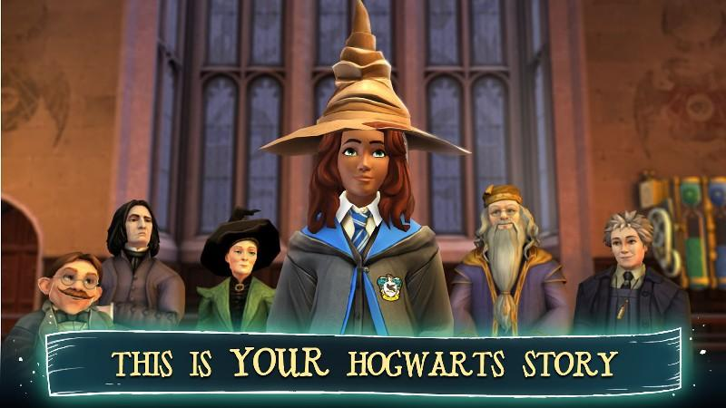 Harry Potter Hogwarts Mystery APK MOD imagen 2