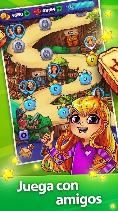 Mahjong Treasure Quest APK MOD imagen 2