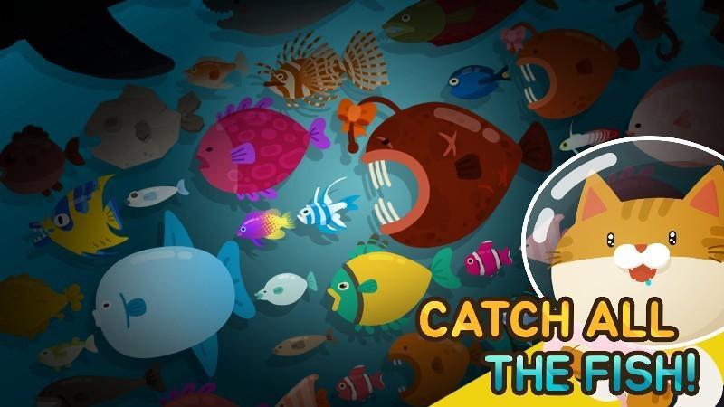 The Fishercat APK MOD imagen 4