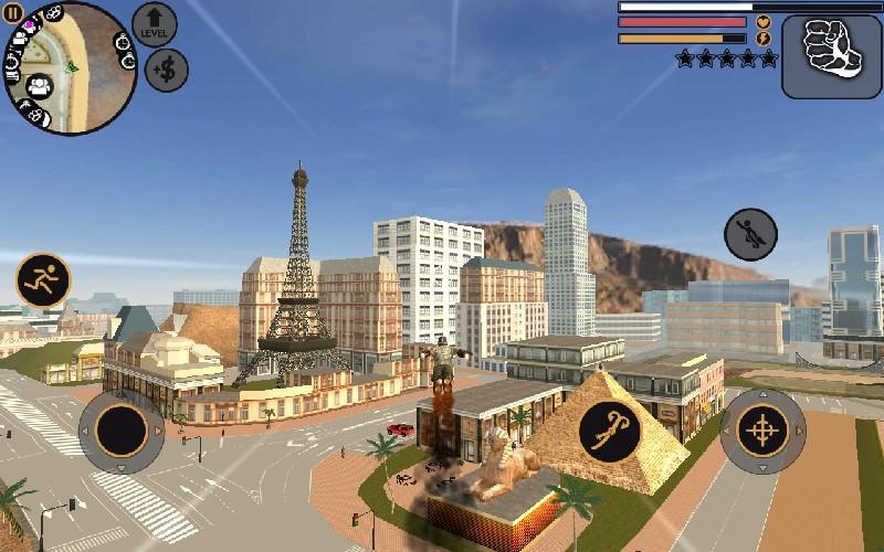 Vegas Crime Simulator APK MOD imagen 1
