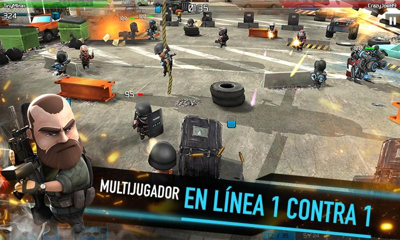 WarFriends APK MOD imagen 2