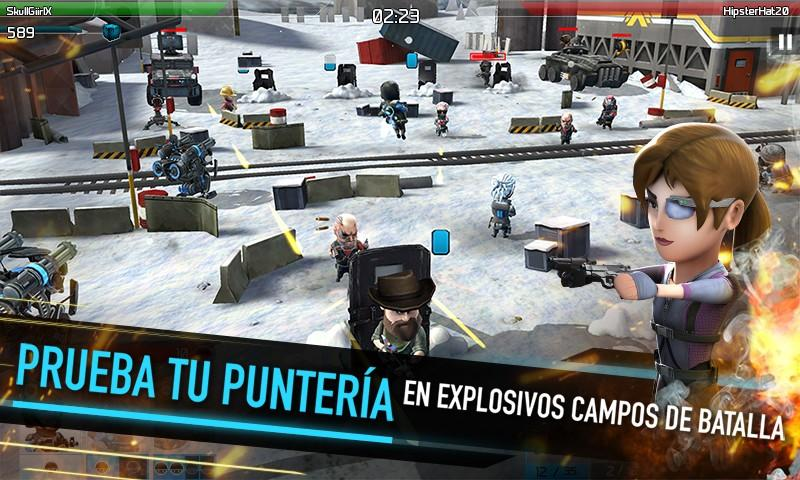 WarFriends APK MOD imagen 4