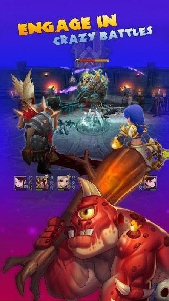 Pocket Knights 2 APK MOD imagen 3