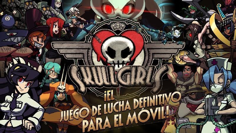 Skullgirls APK MOD imagen 1