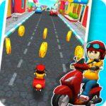 Subway Scooters Free Run Race APK MOD