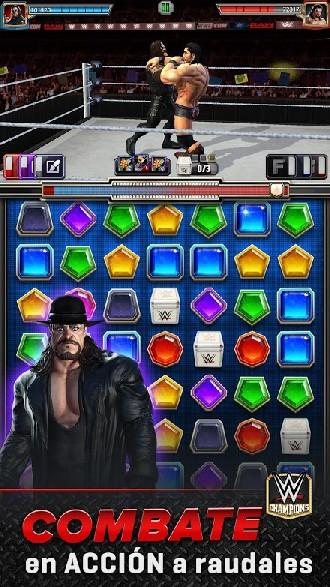 WWE Champions - Free Puzzle RPG Game APK MOD imagen 1