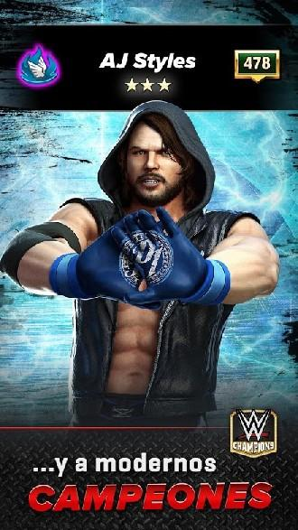 WWE Champions - Free Puzzle RPG Game APK MOD imagen 4