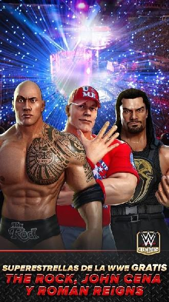 WWE Champions - Free Puzzle RPG Game APK MOD imagen 5