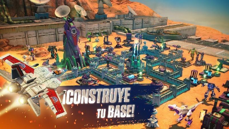 TRANSFORMERS Earth Wars APK MOD imagen 3