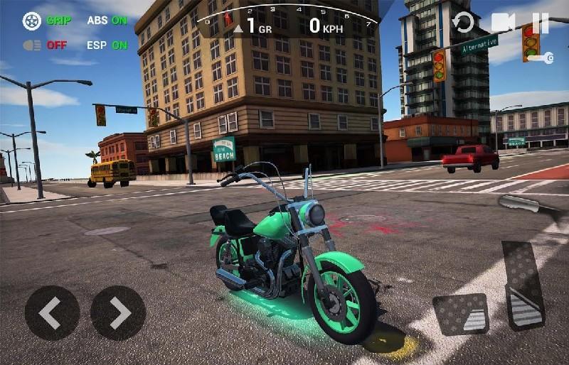 Ultimate Motorcycle Simulator APK MOD imagen 3