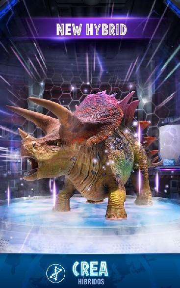 Jurassic World Alive APK MOD imagen 2