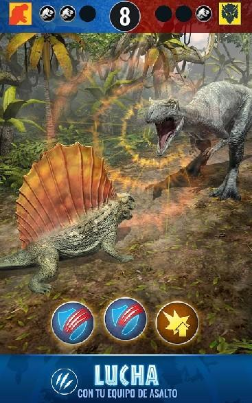 Jurassic World Alive APK MOD imagen 3