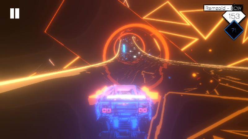 Music Racer APK MOD imagen 1