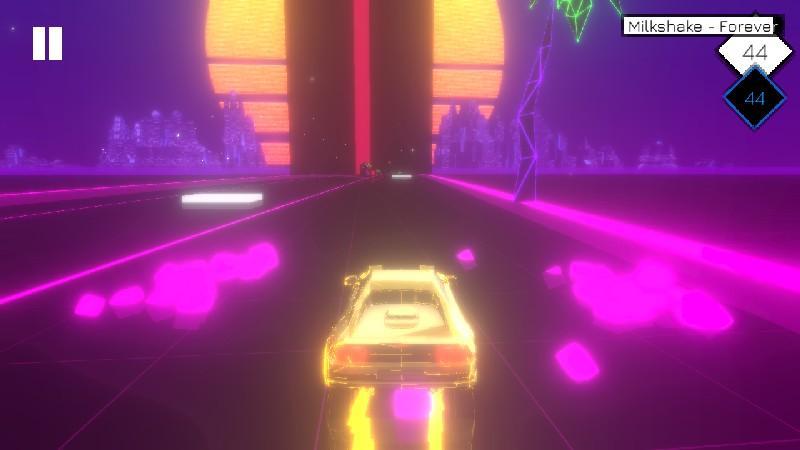 Music Racer APK MOD imagen 3