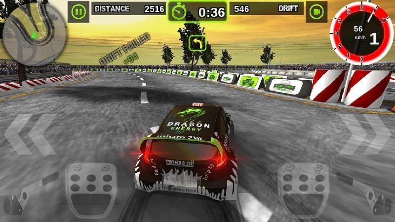 Rally Racer Dirt APK MOD imagen 2