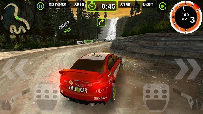 Rally Racer Dirt APK MOD imagen 3