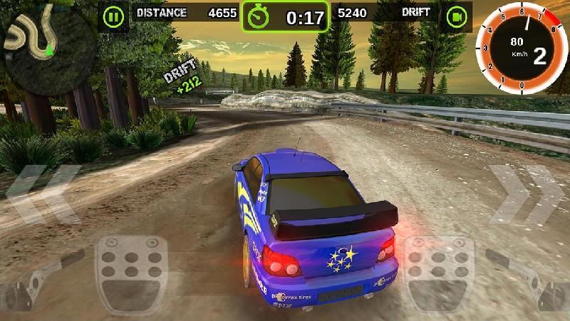 Rally Racer Dirt APK MOD imagen 4