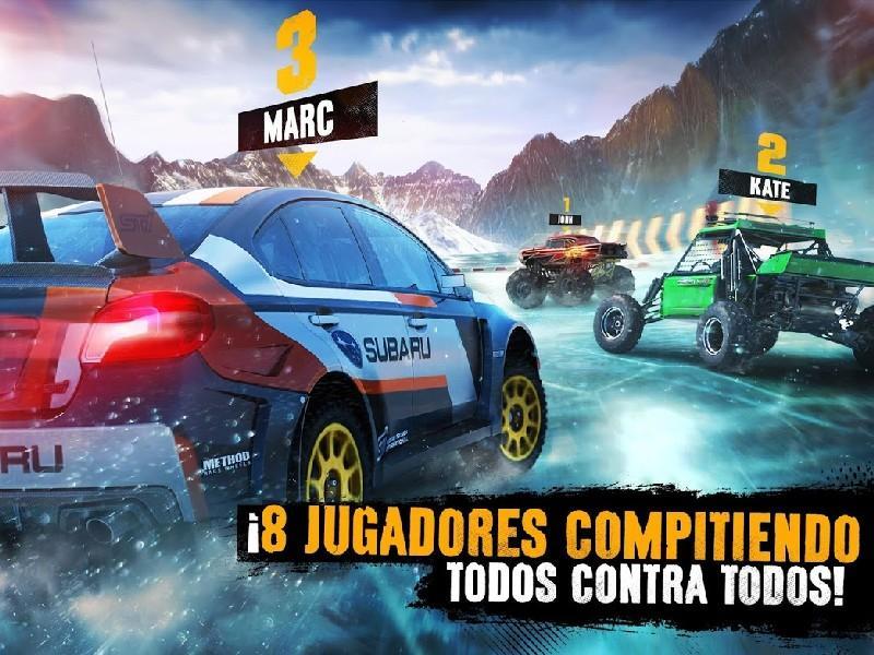 Asphalt Xtreme Rally Racing APK MOD imagen 4