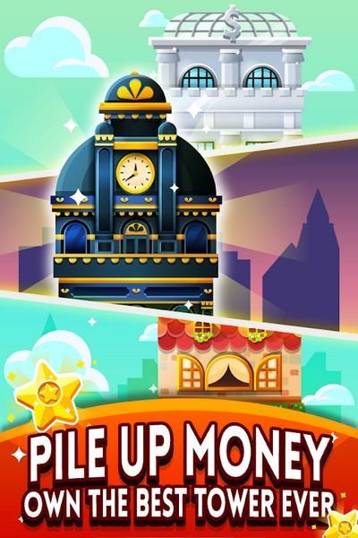 Cash, Inc. Money Clicker Game & Business Adventure APK MOD imagen 1