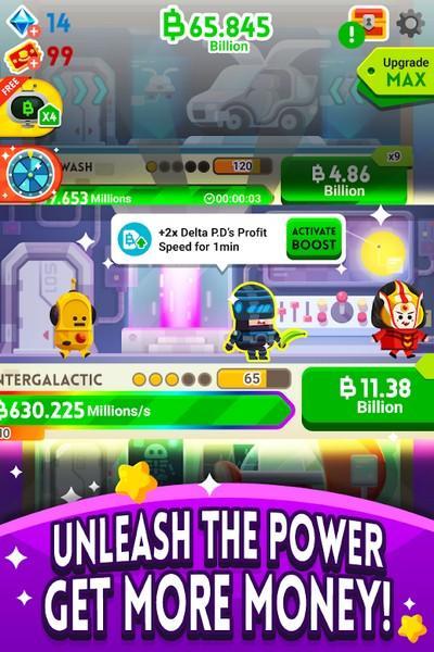 Cash, Inc. Money Clicker Game & Business Adventure APK MOD imagen 3