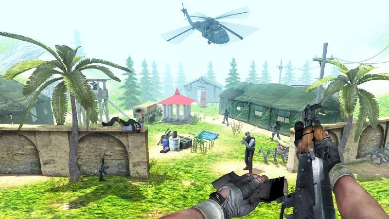 Commando Adventure Assassin APK MOD imagen 3