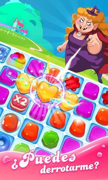 Jellipop Match Formerly Jelly Blast Match 3 Game APK MOD imagen 4